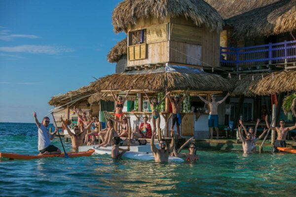 Kolumbien Casa en el Agua
