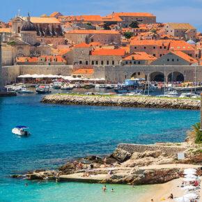 Kroatien: 5 Tage in der Game of Thrones Stadt Dubrovnik mit Unterkunft & Flug nur 154€