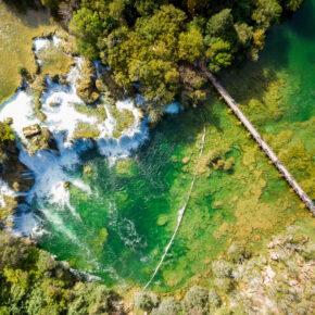 Krka Nationalpark: 5 Tage Kroatien mit Apartment & Flug nur 50€
