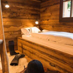 Ledro Mountain Charlets Zimmer