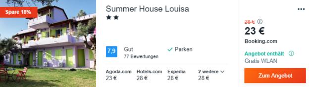 Summer House Louise