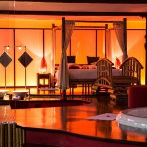 Romantik in Belgien: 2 Tage im gigantischen Loft mit privatem Wellness & Kino ab 119€