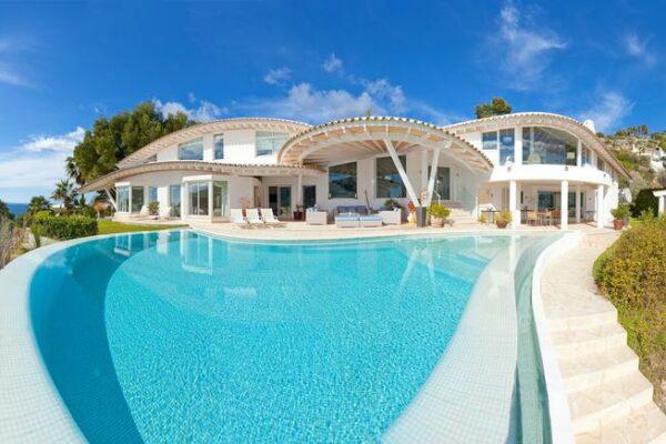 Mallorca 8 Tage In Eigener Luxus Villa Mit Meerblick Infinity