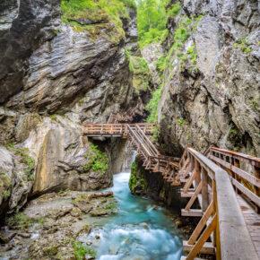 Wochenendtrip Österreich: 3 Tage nahe Sigmund Thun Klamm im 4* Hotel mit Frühstück & Wellness nur 115€