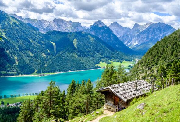 Österreich Tirol Achensee