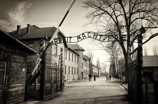 Polen Auschwitz Dark Tourism