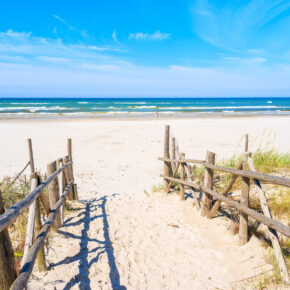 Wochenendtrip: 4 Tage an der Polnischen Ostsee mit Unterkunft nur 33€