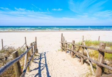 Stylish: 8 Tage Polen in toller Designer-Ferienvilla am Meer nur 96€