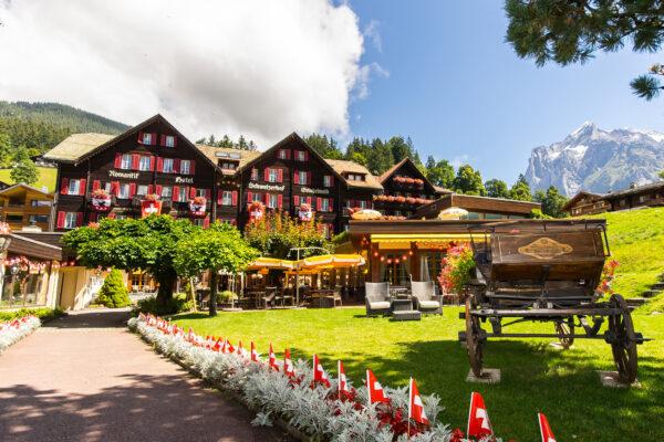 Schweizerhof Aussen