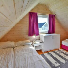 Sianozety Ferienhaus Schlafzimmer