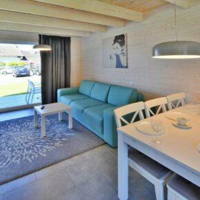 Sianozety Ferienhaus Wohnzimmer