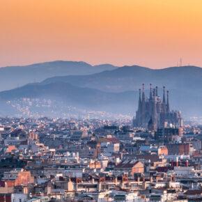 Ab nach Barcelona: Flüge in die katalonische Hauptstadt nur 13€