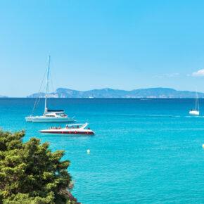 Urlaub mit Freunden: 7 Tage Formentera im eigenen Apartment mit Flug & Zug nur 262€