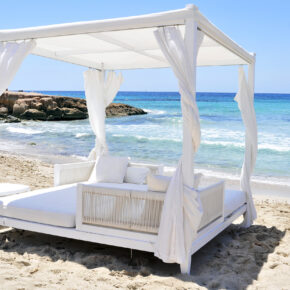 7 Tage Ibiza im 4* Hotel in Strandnähe mit All Inclusive & Flug für 366€