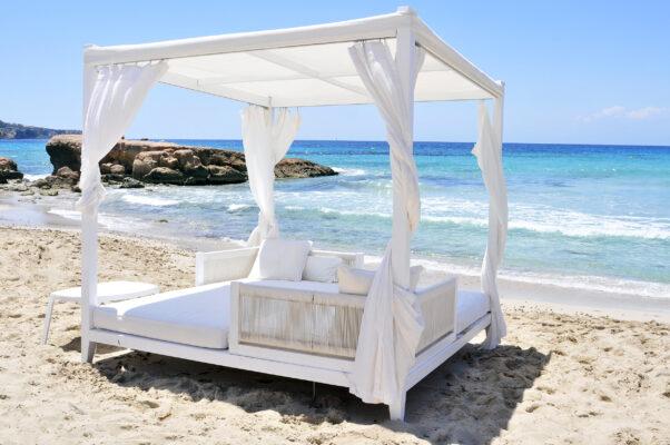 Spanien Ibiza Beach Club