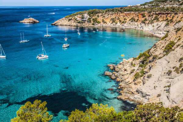 Spanien Ibiza Cala d Hort