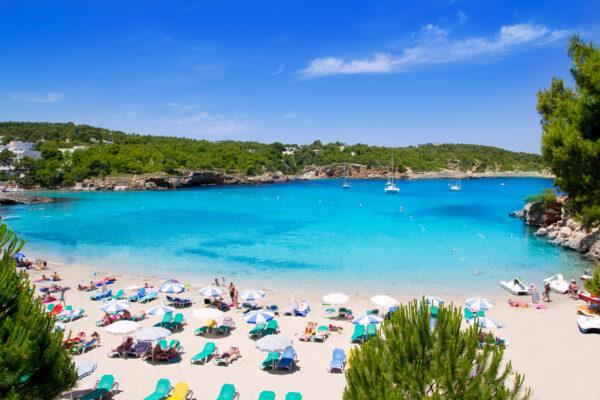 Spanien Ibiza Portinatx