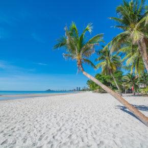 Das ferne Paradies: 10 Tage Thailand / Hua Hin im 4.5* Resort inkl. Frühstück & Flug für 487€