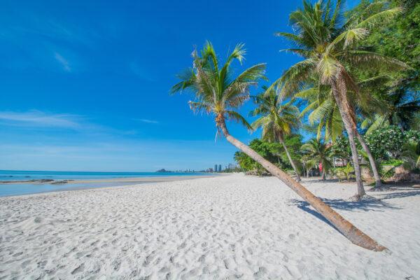 Thailand Hua Hin Strand