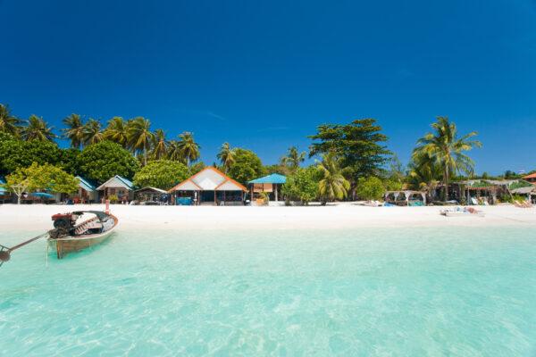 Thailand Ko Lipe Strand