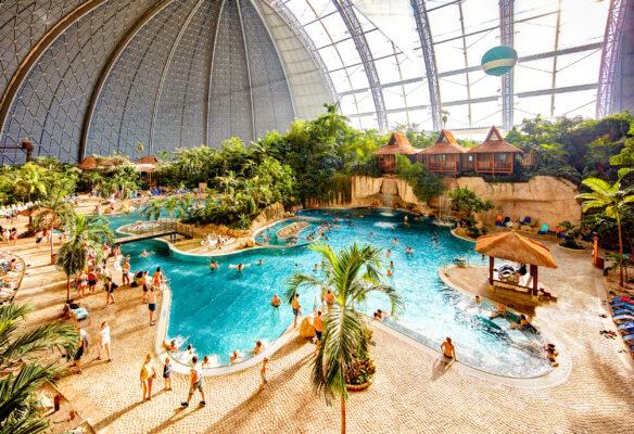 Tropical Island Junior Suite