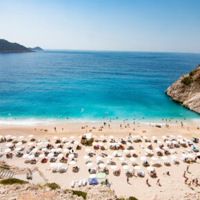 Türkei Alanya Kaputas Beach