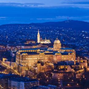 Kurztrip nach Budapest: 3 Tage mit Unterkunft, Frühstück & Flug nur 36€