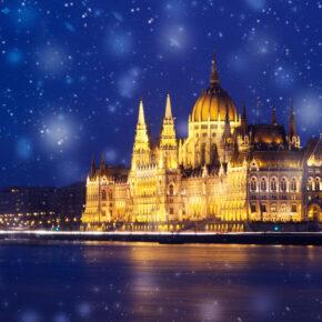 Wochenendtrip: Budapest im 3* Hotel & Flug nur 64€