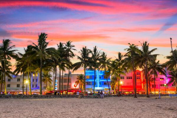 USA Florida Miami Beach