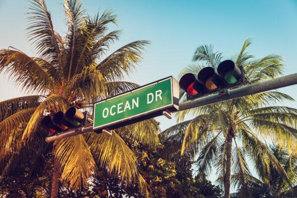 USA Florida Miami Ocean Drive