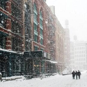 Winterliches New York: 6 Tage im 4* Hotel in Manhattan mit Flug nur 412€
