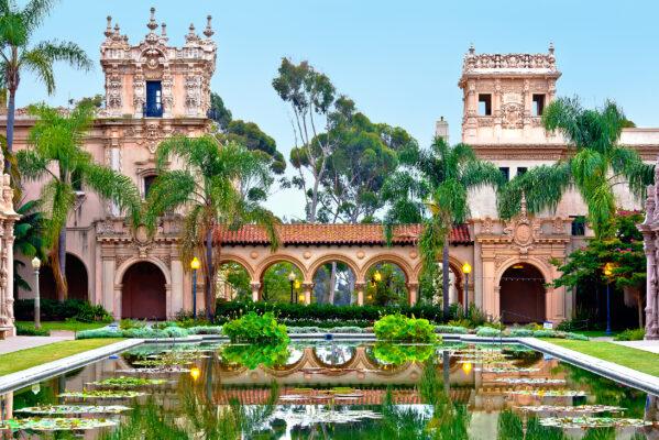 USA San Diego Balboa Park