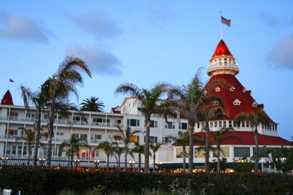 USA San Diego Hotel Coronado