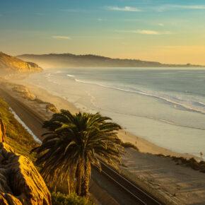 USA San Diego Strand