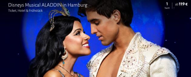 2 Tage Aladdin