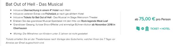 2 Tage Oberhausen