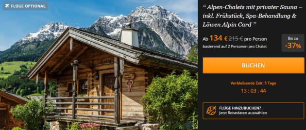 3 Tage Alpen