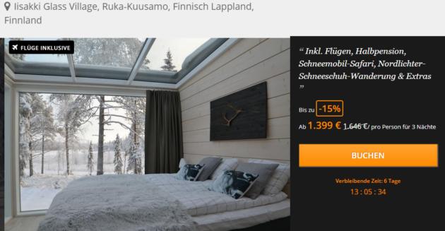 4 Tage Finnland