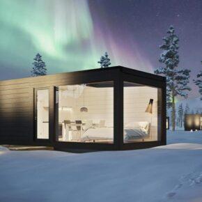 Polarlichter: 4 Tage Finnland im TOP Glashaus mit Halbpension, Flug, Transfer & Extras nur 1.399€