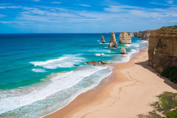 Australien Melbourne 12 Apostel