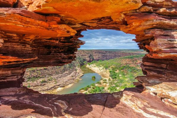 Australien Outback Nationalpark