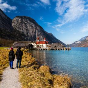 Wochenendtrip Bayern: 2 Tage im Hochsommer an den Königssee im 4* Hotel nur 49€