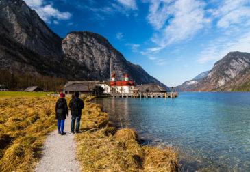 Wochenendtrip in Bayern: 2 Tage an den Hintersee im 4* Hotel mit Frühstück nur 45€