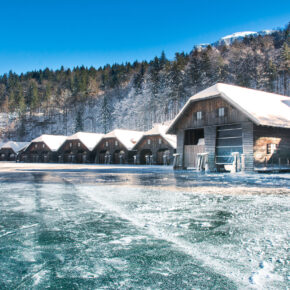 Auf geht's zum Königssee: 3 Tage in Berchtesgaden mit Hotel, Halbpension & Skipass ab 114€