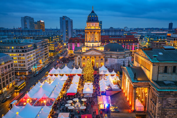 Berlin Weihnachtsmarkt Dom