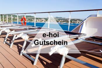 e-hoi Gutschein: Spart 30€ auf Eure nächste Kreuzfahrt-Buchung