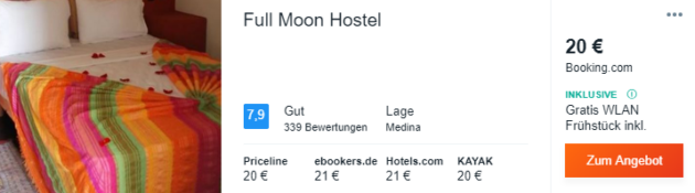 Full Moon Deal