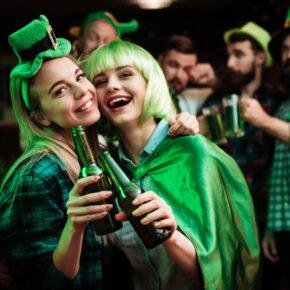 Go green or go home: 8 Tage Irland über St. Patrick's Day mit Flug & Mietwagen nur 60€