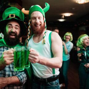 Irland zum St. Patrick's Day: 3 Tage Dublin mit zentraler Unterkunft, Frühstück & Flug nur 176€