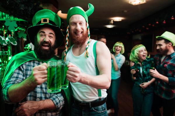 Irland St. Patrick's Day